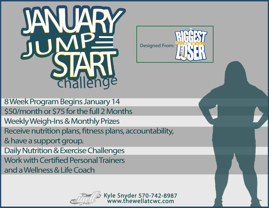 January Jump Start Program Beings